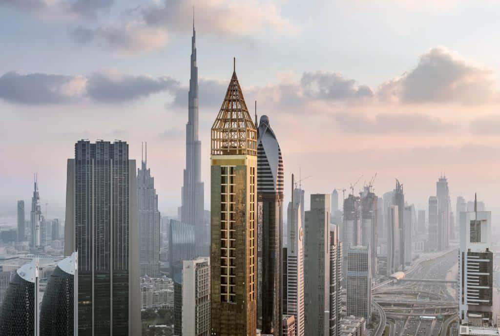 Gevora Hotel Dubaj