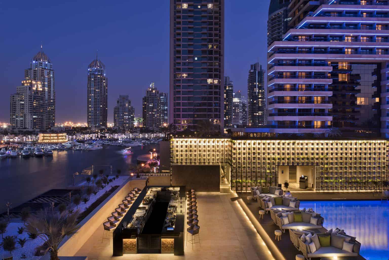 Siddharta Lounge by Buddha bar v Dubaji