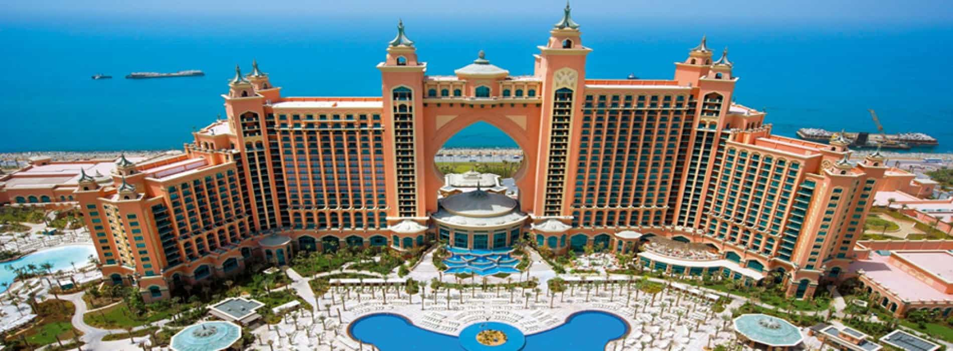 The Palm - hotel Atlantis