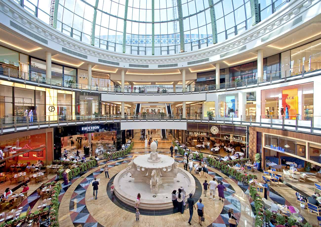 Mall Emirates Dubaj