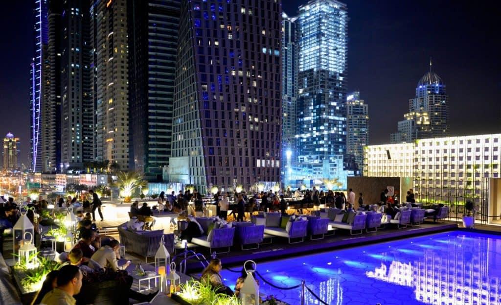 Siddharta Lounge by Buddha bar Dubai
