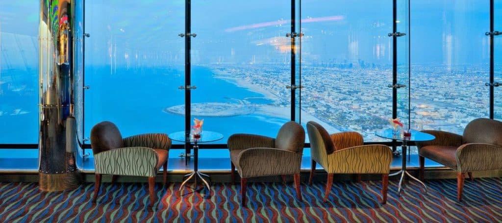 Burj al Arab Skyview Bar