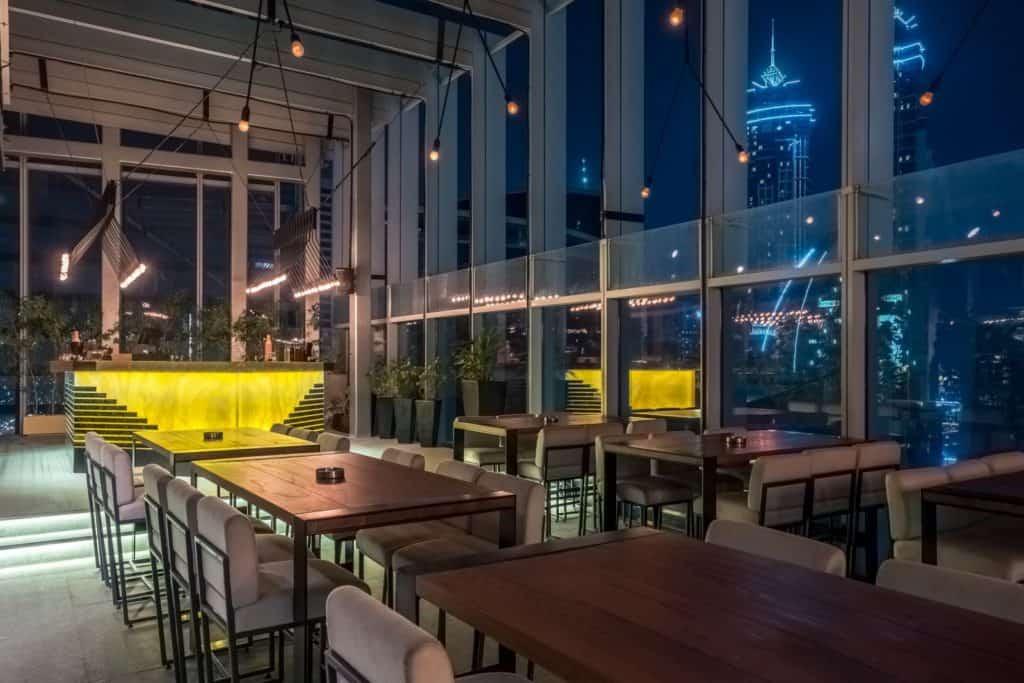Iris - Oberoi Dubai