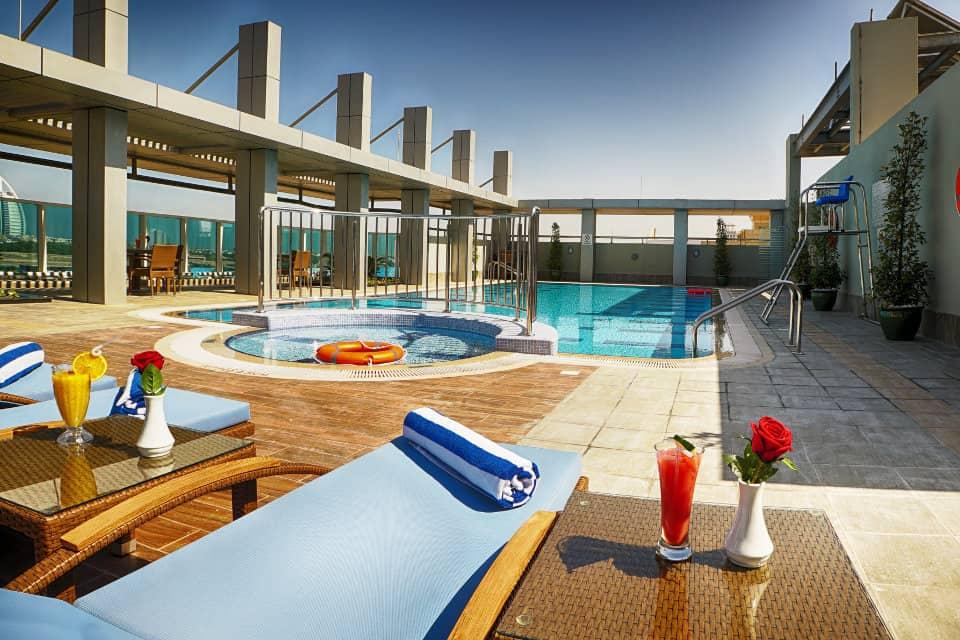 Rose Park Hotel Al Barsha