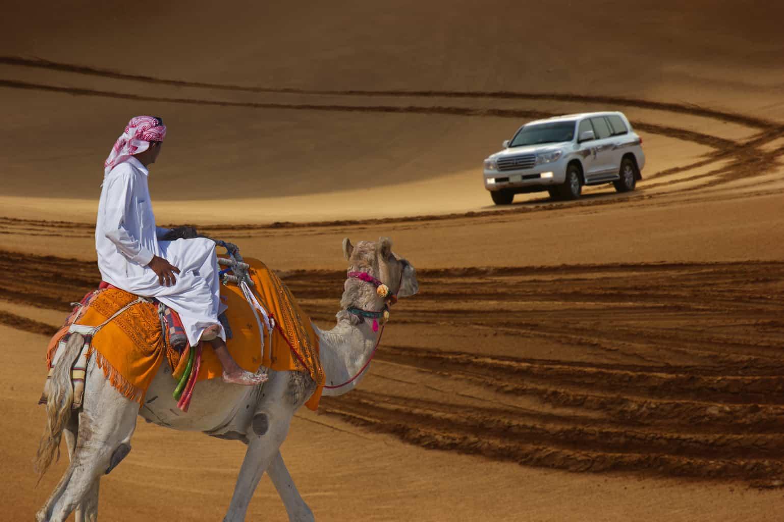 Vydejte se do pouště